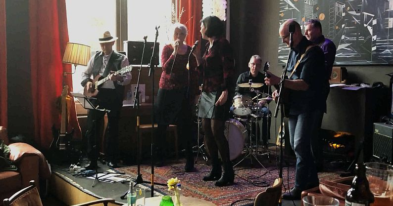 Blues After Seven - Cafe Leidse Lente - The Mirror - GBDB Leiden 2018