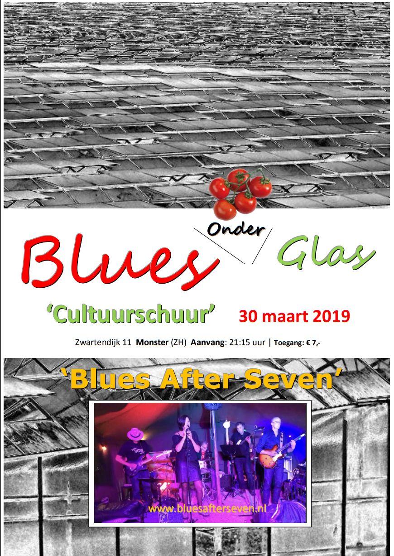 poster Blues After Seven - CS Monster 0.5 in jpg