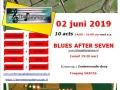 poster Popfestival Jammer - Blues After Seven 0.2