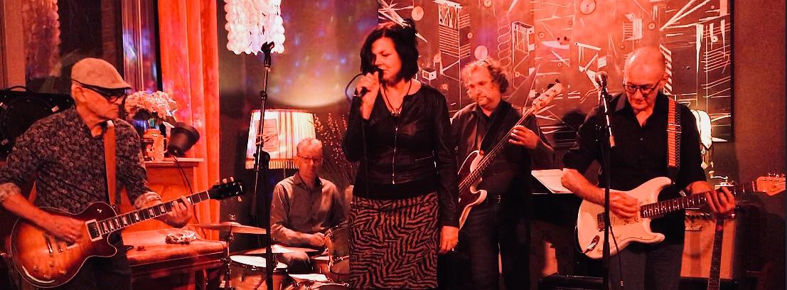 Blues After Seven - Same old - Galerie Cafe Leidse Lente 29-11-2019